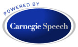 Powered by Carnegie Speech